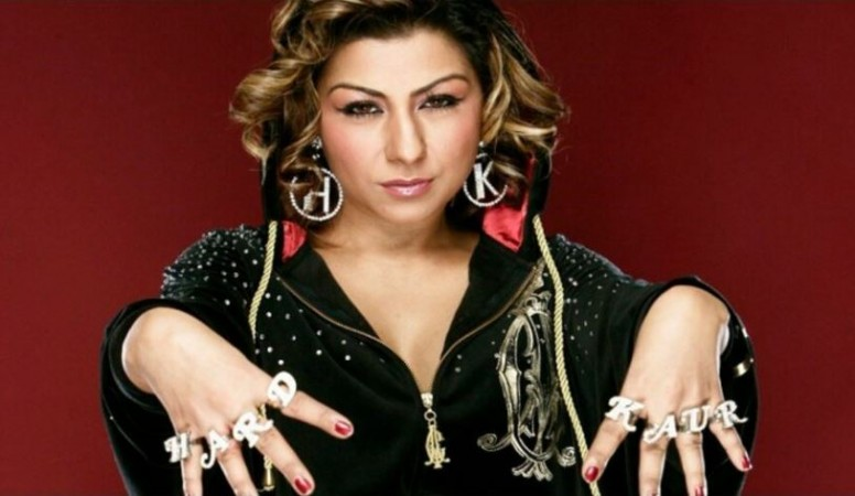 Hard Kaur Twitter Account Suspended